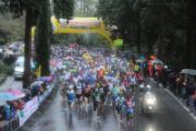Partenza della Firenze Marathon 2010