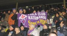 La prima uscita del viola Club Katmandu con Alessio