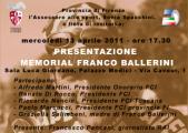 Memorial Ballerini