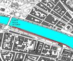 Il Campo di gara sull'Arno, via della Fonderia