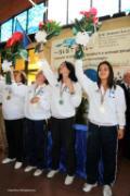 Squadra italiana di bocce femminile