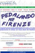Pedalando per Firenze