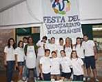Festa del Volontariato sancascianese: i volontari