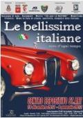 """Locandina della mostra """"Le bellissime italiane"""""""