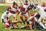 Firenze Rugby. Foto Donatella Bernini