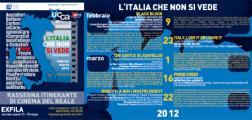 Locandina della rassegna 'L'Italia che non si vede'