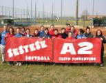 Sestese softball promossa in A2
