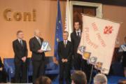 Collare d'oro alla Rari Nantes Florentia. Foto di GMT - Nando Mezzelani