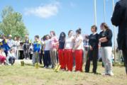 Premiazione dei Giochi Sportivi Studenteschi di tiro con l'arco della Toscana