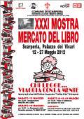 Locandina della XXXI Mostra mercato del Libro di Scarperia