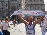 Salvatore Basile, vincitore della Guarda Firenze 2011