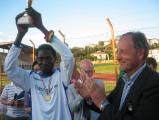 Ulivieri premia il Senegal
