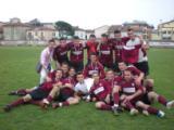 Albania con trofeo