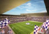 Progetti per lo stadio alla Mercafir