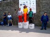 Terza edizione del Trofeo Corri a Sasseta, podio donne