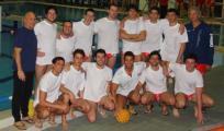 Squadra promossa in C Nuoto Life-Style