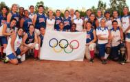 Olympic Softball. Sestese
