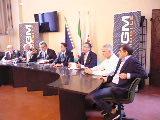 Presentazione NGM Firenze Waterpolo in Palazzo Vecchio