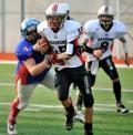 Under 18 i Giants Bolzano contro i Daemons Cernusco. Foto di Stefano Schetz