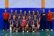 Rosa 2012/13 Calenzano Volley (foto Marino)