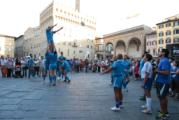 Rugby mob a Firenze