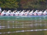 Il Dragon Boat della Canottieri Firenze