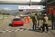 Autodromo Mugello location per il Mr. Bean indiano