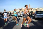 Donne alla Maratona di Firenze