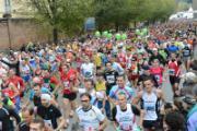 Partenza Maratona 2012