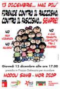 Firenze dice No al razzismo