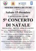 Concerto di Natale di Legri