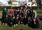 Gruppo esordienti A e B Futura Nuoto Club I Cavalieri Prato