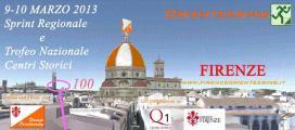 Orienteering a Firenze