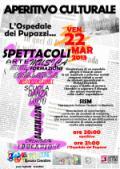APERITIVO CULTURALE 22 mar