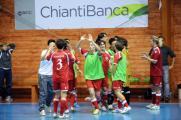 L'ultima giornata del campionato di serie A donne di calcio a 5
