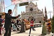 Half Marathon Firenze Vivicittà. Vincitrice femminile