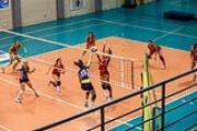 Calenzano volley. Foto di Manuela Marino