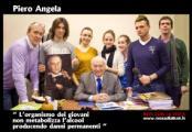 Locandina Piero Angela