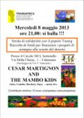 Cesar Martignon and the Mambo Kids