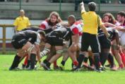 Firenze Rugby. Foto Umberto Fedele