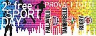 Banner del secondo Free Sport Day