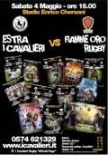 Estra I Cavalieri Prato-Fiamme Oro Rugby