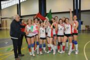 IL VOLLEY CLUB LE SIGNE CAMPIONE REGIONALE UNDER 14