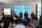 Esercito italiano nelle scuole