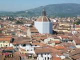 Grandi cupole: Pistoia e Firenze a confronto