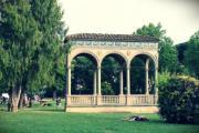 Loggia del giardino dell'Orticoltura