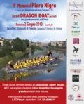 Dragon Boat. Memorial Piero Nigro