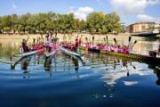 Florence Dragon boat pink meeting 2013