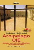 Copertina della ricerca 'Arcipelago Cie'