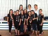 Secondo posto per la Futura Club I Cavalieri Prato Nuoto